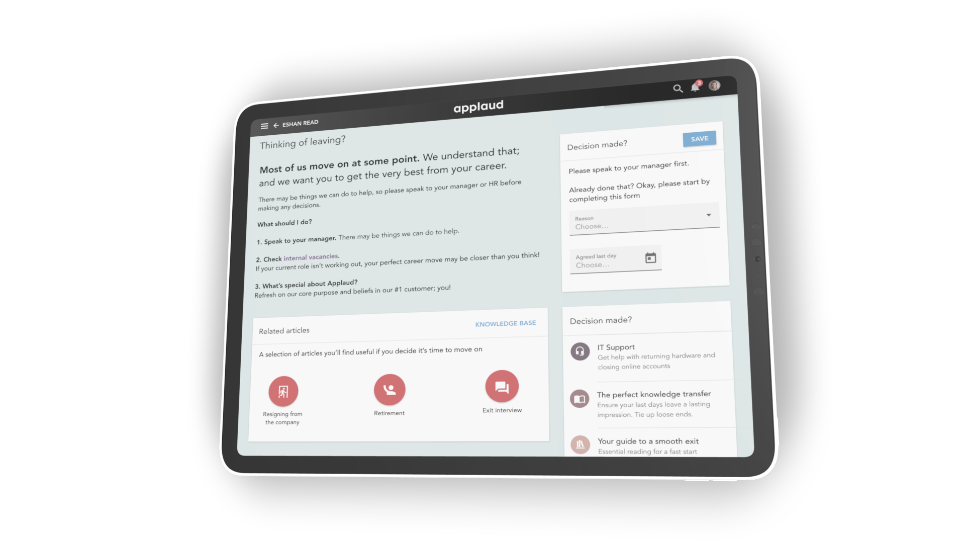 employee-experience-portal-processes
