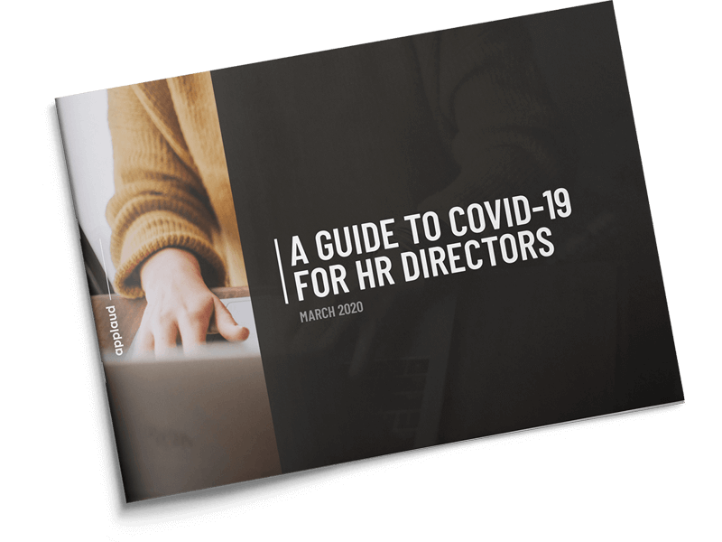 A guide to Covid-19 for HR directors
